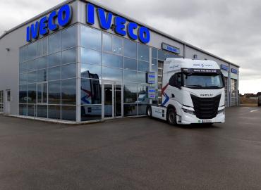Verkauf & Beratung von IVECO-Nutzfahrzeugen